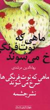 ماهی که توت فرنگی ها سرخمی شوند مجموعه داستان بهاءالدین مرشدی نشر چشمه